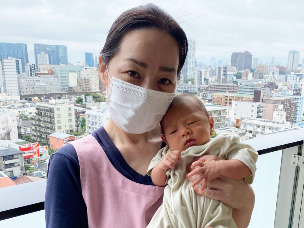 産後ヘルパーのコロナウイルス感染対策